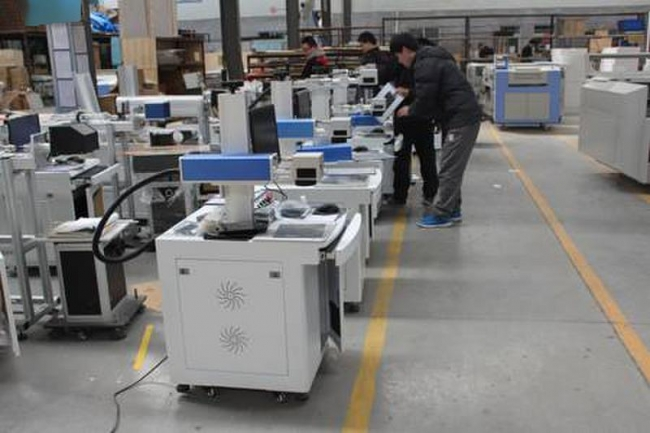 The selection of laser marking machine eight reasons