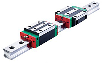 How to maintenance of linear guide in laser cutting bed?