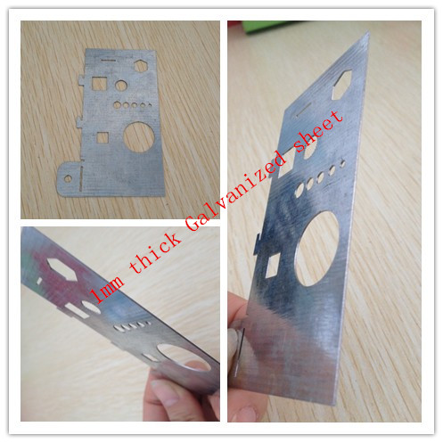 1mm thick Galvanized sheet