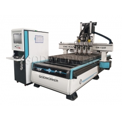 Economatic ATC furniture woodworking machine