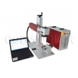 Portable fiber marking machine for steel name plates and tag, plates