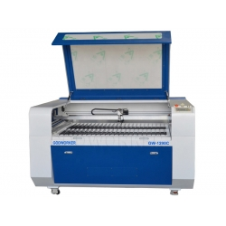 GW-1290 Laser engraving machine for wood, acrylic, stone, leather, art, glass, pvc