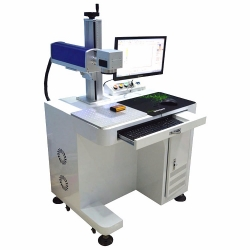 MOPA color fiber laser marking machine