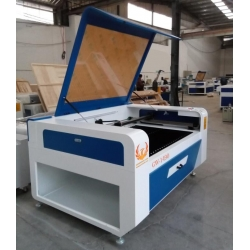 GW-1490 wood acrylic laser engraving cutting machine, wine box laser engraving machine, leather shoe laser cutting machine