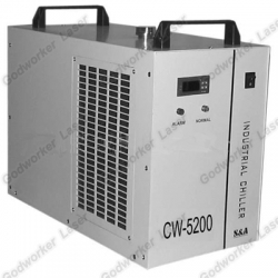 water chiller for lasers cutting machine;cooling equipment for co2 laser machine's tube;