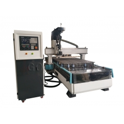 GW-1325 / 2030 heavy duty ATC woodworking machine, high configuration multi atc cnc router/cnc 3d cutting machine; 8pcs ATC wood working cnc machine