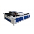 GW-1325 metal nonmetal laser cutting machine 280W + 60W
