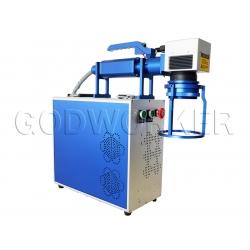 30W Handheld fiber laser marking machine
