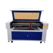 GW-1390 metal and nonmetal laser cutting machine with RECI W6 laser tube, Yongli-280W laser tube