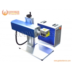 Portable CO2 RF laser marking machine Dealer price