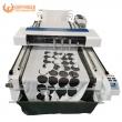 4 heads 80W 100W 150W fabric auto feeding laser cutting machine