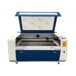 GW-1390 high quality & precision acrylic wood laser cutting machine / top sale co2 laser machine with CE